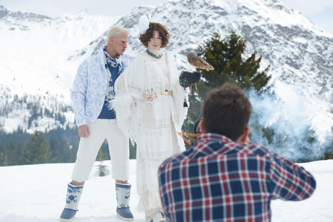 03_SNTM_S2_Shooting_0375 - Bildquelle: ProSieben Schweiz