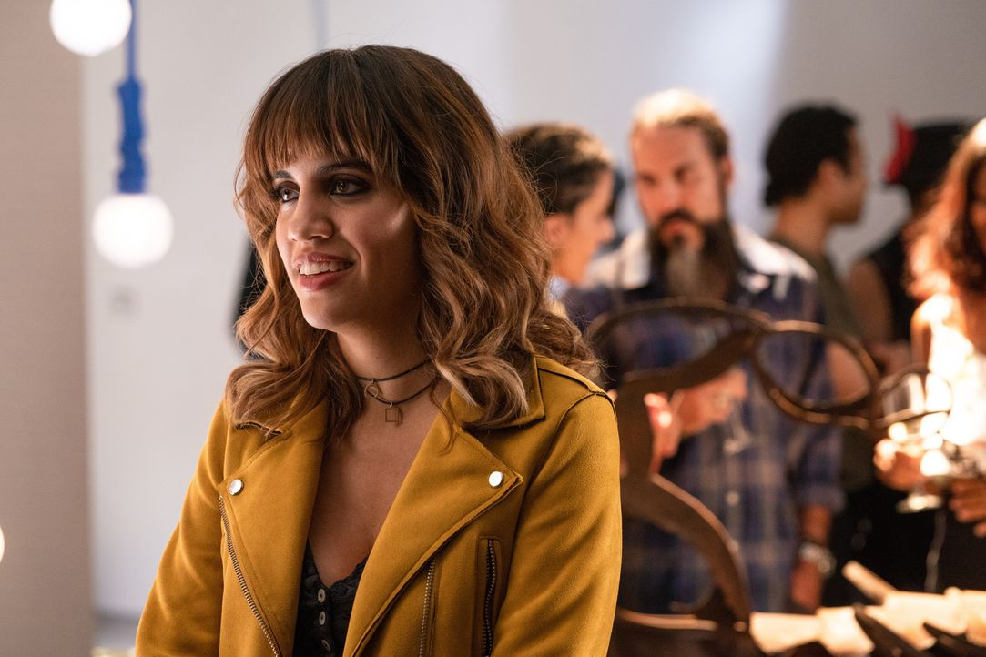 Nicole (Natalie Morales) - Bildquelle: Hopper Stone / SMPSP 2019 Twentieth Century Fox Film Corporation.  All rights reserved. / Hopper Stone / SMPSP