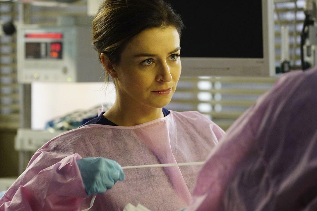 Wird es Amelia (Caterina Scorsone) und ihren Kollegen gelingen, das Baby zu retten? - Bildquelle: Richard Cartwright ABC Studios