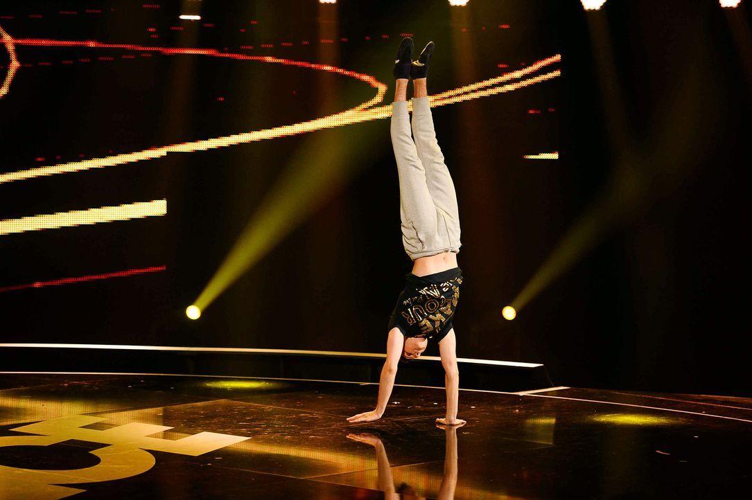 Got-To-Dance-Markus-02-SAT1-ProSieben-Willi-Weber - Bildquelle: SAT.1/ProSieben/Willi Weber