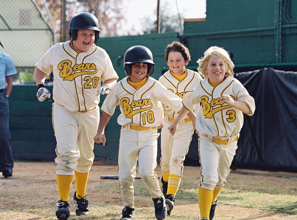 Sie haben nur ein einziges Ziel vor Augen: die Junioren-Meisterschaft im Baseball zu gewinnen! Eigentlich ein realistisches Ziel, wäre da nicht die... - Bildquelle: TM &   Paramount Pictures. All Rights Reserved.