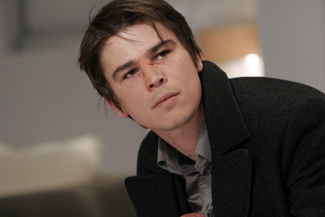 Kaum zieht Slevin (Josh Hartnett) in die Wohnung seines Freundes ein, da gerät er auch noch zwischen zwei psychopathische, blutrünstige Gangsterbo... - Bildquelle: Metro-Goldwyn-Mayer (MGM)