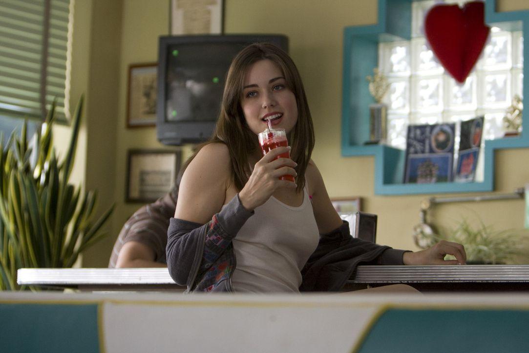 Megan (Megan Boone) ahnt nicht, dass ihr Valentinstag ganz anders verlaufen wird als geplant ... - Bildquelle: 2009 Lions Gate Films Inc. All Rights Reserved
