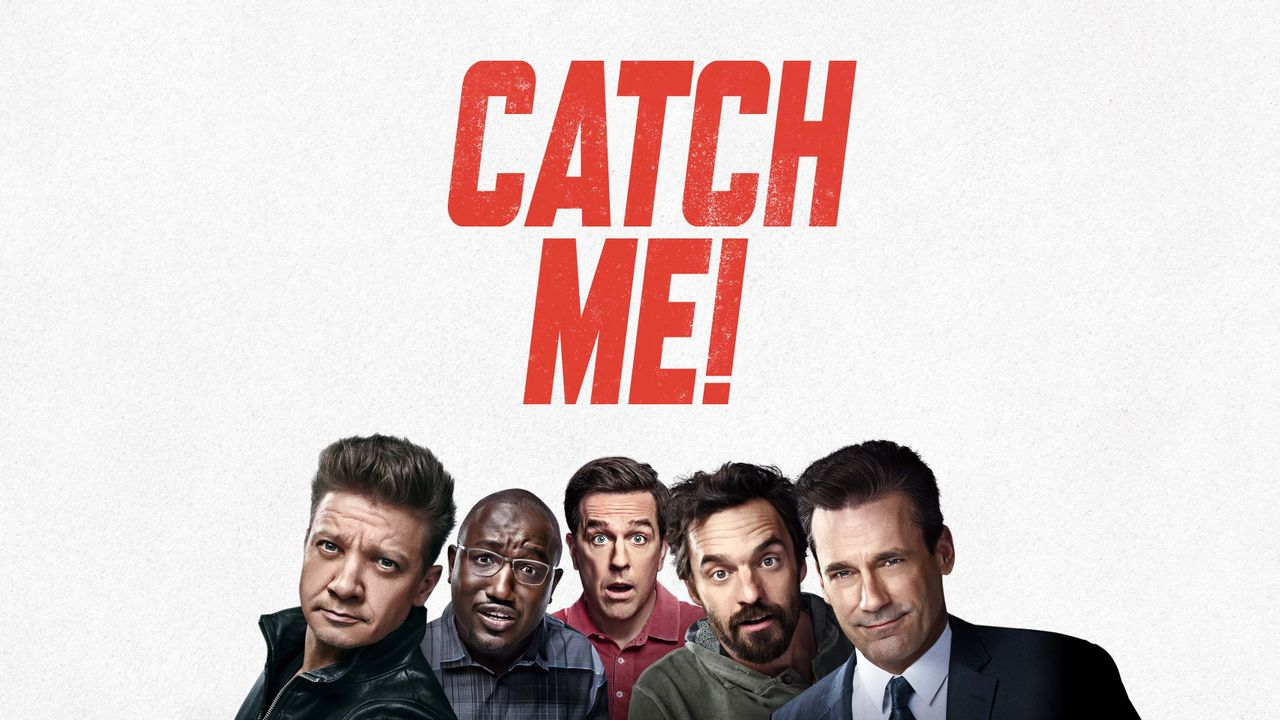 Catch Me! - Artwork - Bildquelle: 2018 Warner Bros. Entertainment Inc. All Rights Reserved.