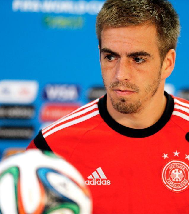 Philipp-Lahm-ADRIAN-DENNIS-AFP - Bildquelle: Adrian Dennis/AFP