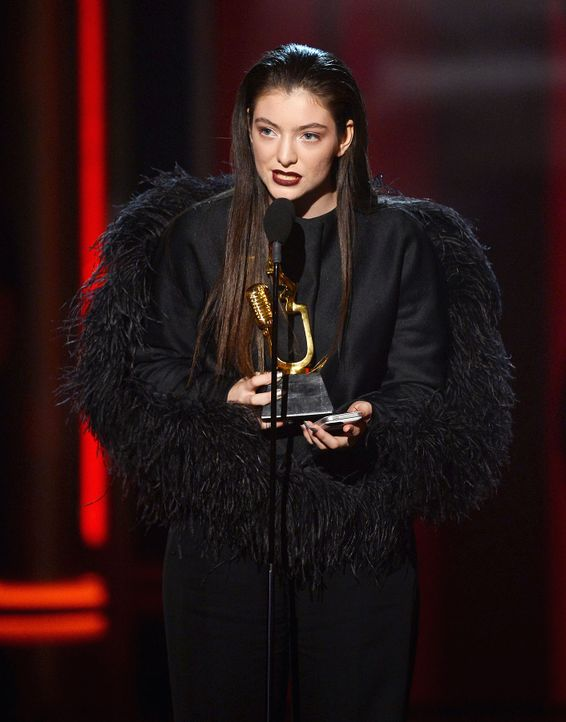 Billboard-Music-Awards-Lorde-14-05-18-getty-AFP - Bildquelle: getty-AFP