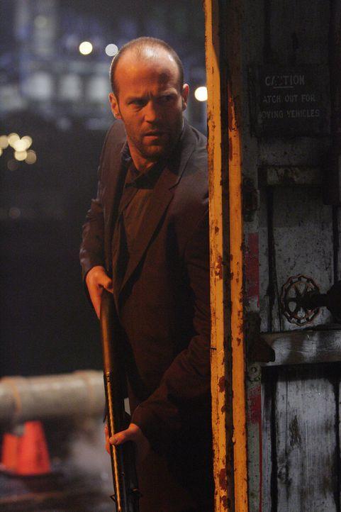 FBI-Agent Jack Crawford (Jason Statham)  ist inzwischen Leiter der Abteilung für asiatisches, organisiertes Verbrechen und will nur noch eines: Auf... - Bildquelle: Constantin Film