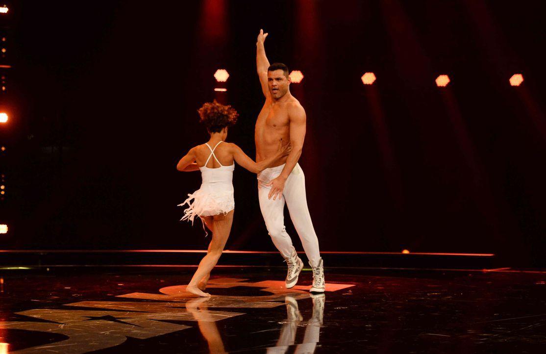 Got-To-Dance-Martin-Marielle-01-SAT1-ProSieben-Willi-Weber - Bildquelle: SAT.1/ProSieben/Willi Weber