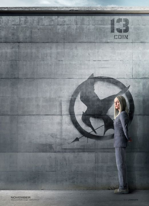 Hunger-Games-Mockingjay-Part-1-02-2014-STUDIOCANAL-GmbH - Bildquelle: 2014 STUDIOCANAL GmbH