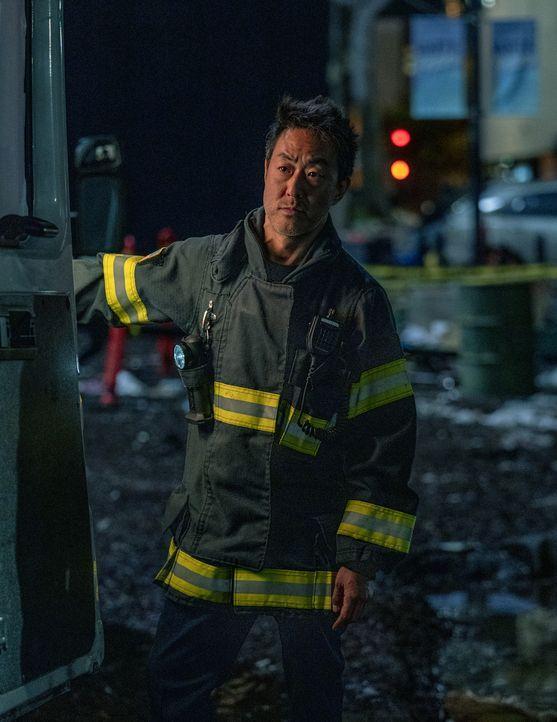 """Howie """"Chimney"""" Han (Kenneth Choi) - Bildquelle: Aaron Epstein 2019-2020 Twentieth Century Fox Film Corporation.  All rights reserved. / Aaron Epstein"""