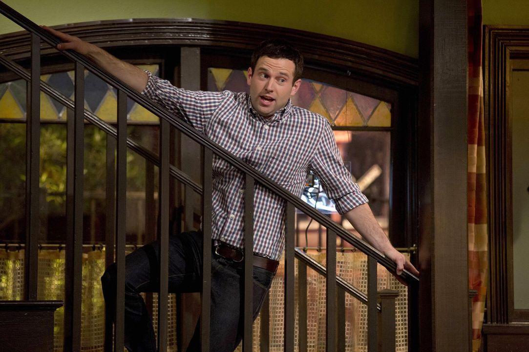 Noch ahnt Justin (Brent Morin) nicht, dass sein One-Night-Stand böse Folgen haben wird ... - Bildquelle: Warner Brothers