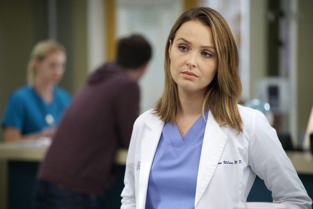 Muss mit Alex und Bailey eine schwangere Patientin zu behandeln: Jo (Camilla Luddington) ... - Bildquelle: Jennifer Clasen 2016 American Broadcasting Companies, Inc. All rights reserved.