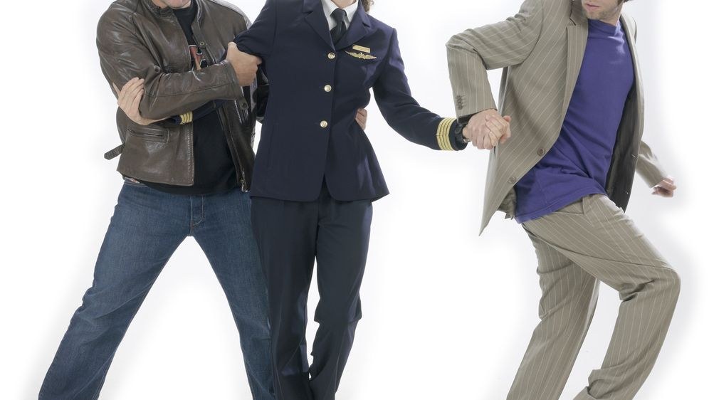 Handyman - Auch Männer haben Gefühle - Bildquelle: Buena Vista