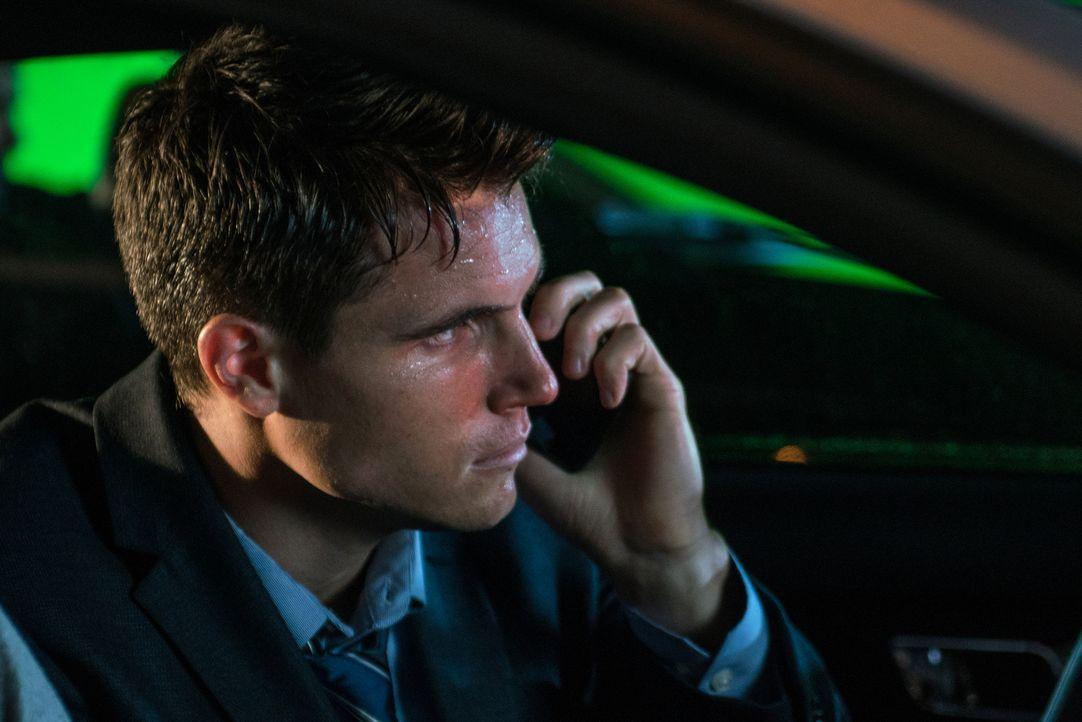 Selbst, wenn Agent Miller (Robbie Amell) Mulder ausfindig machen kann, gelingt es ihm auch, ihn rechtzeitig zu Scully zu bringen, bevor die Krankhei... - Bildquelle: 2016 Fox and its related entities.  All rights reserved.