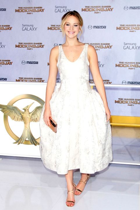 Premiere-Mockingjay1-Jennifer-Lawrence-14-11-17-3-dpa - Bildquelle: dpa