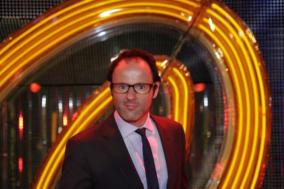 """Thomas Hermanns begrüßt heute im """"Quatsch Comedy Club"""" unter anderem Vince Ebert. - Bildquelle: Thomas Kierock ProSieben"""