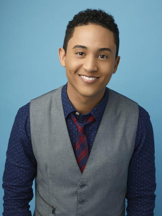 (1. Staffel) - Tucker (Tahj Mowry) ist Bens bester Freund und Mitbewohner. Als Ben plötzlich Vater wird, steht er ihm bei der bevorstehenden Aufgabe... - Bildquelle: Andrew Eccles ABC Family