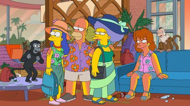 Neue Folgen Simpsons