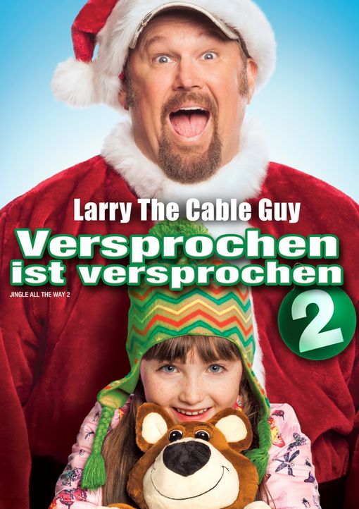 Jingle all the way 2 - Plakatmotiv - Bildquelle: 2014 Twentieth Century Fox Film Corporation. All rights reserved.