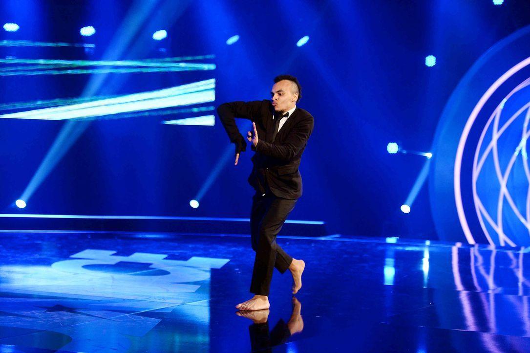 Got-To-Dance-Francis-01-SAT1-ProSieben-Willi-Weber - Bildquelle: SAT.1/ProSieben/Willi Weber