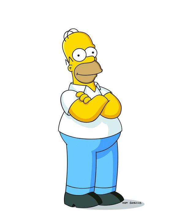 (18. Staffel) - In einer rauen Schale steckt oft ein fauler Kern: Homer Simpson. - Bildquelle: und TM Twentieth Century Fox Film Corporation - Alle Rechte vorbehalten
