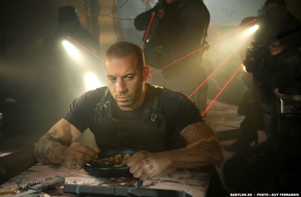 Söldner Toorop (Vin Diesel) gerät ins Visier diverser krimineller Kräfte ... - Bildquelle: 2008 BABYLON A.D SAS / BABYLON FILMS LIMITED / STUDIOCANAL / M6 FILMS