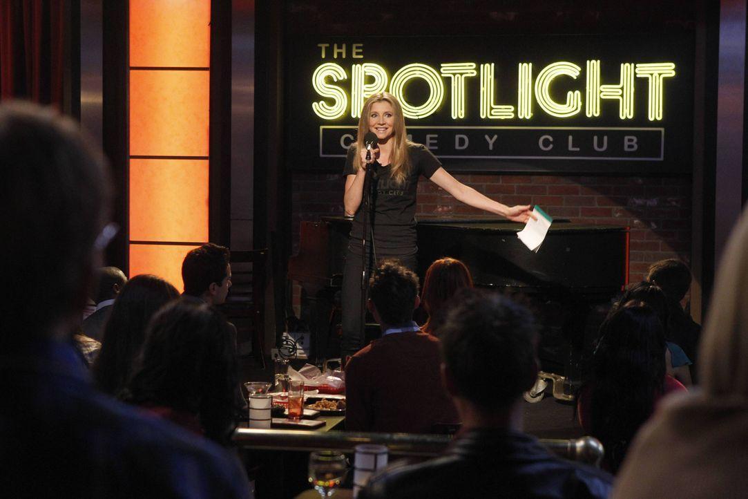 Auf der Suche nach ihren Talenten: Polly (Sarah Chalke) ... - Bildquelle: 2013 American Broadcasting Companies. All rights reserved.