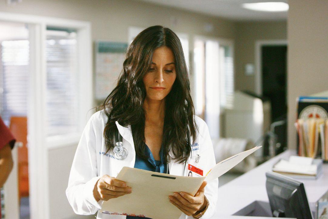 Dr. Maddox (Courteney Cox)  bringt viel Schwung ins Sacred Heart Krankenhaus. Womit allerdings nicht alle Ärzte zurechtkommen ... - Bildquelle: Touchstone Television