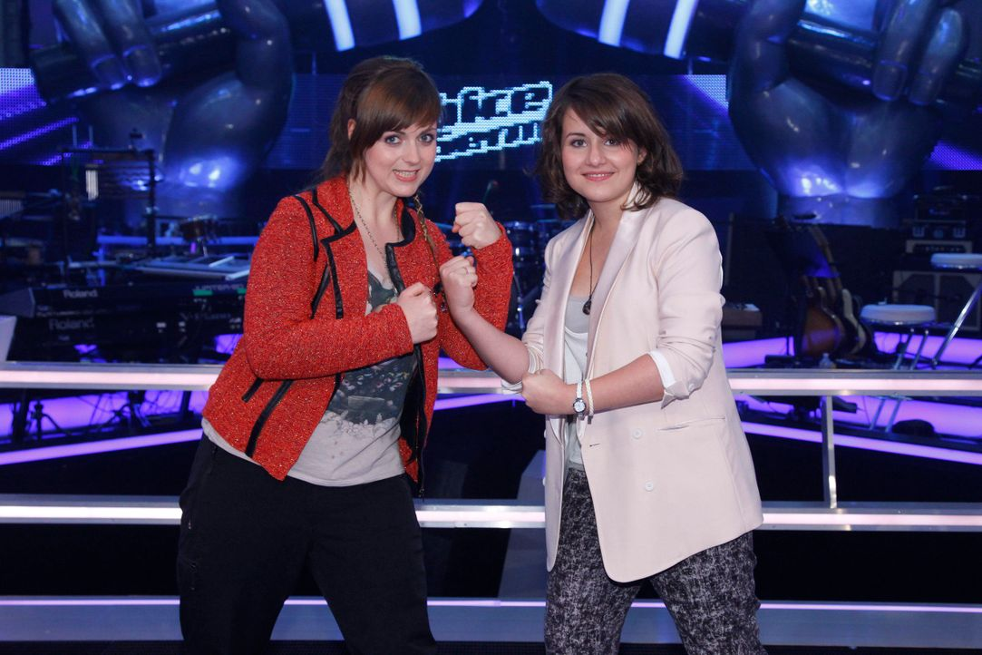 battle-evi-vs-kristin-05-the-voice-of-germany-huebnerjpg 2448 x 1632 - Bildquelle: SAT.1/ProSieben/Richard Hübner