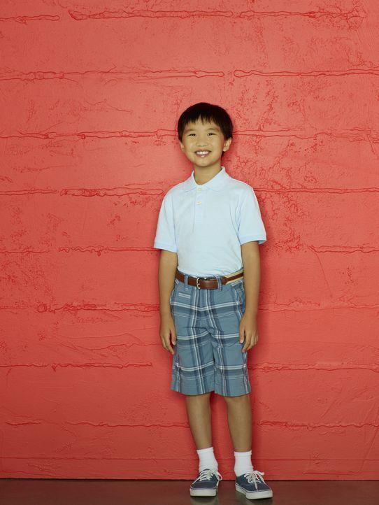 (3. Staffel) - Evan Huang (Ian Chen), der Jüngste im Bunde der Familie, ist ein Muttersöhnchen und traut er sich selten alleine vor die Haustür ... - Bildquelle: 2016-2017 American Broadcasting Companies. All rights reserved.