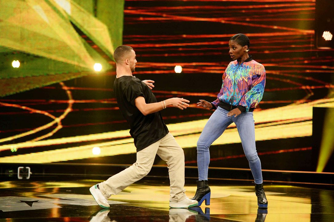 Got-To-Dance-Majid-08-SAT1-ProSieben-Willi-Weber - Bildquelle: SAT.1/ProSieben/Willi Weber