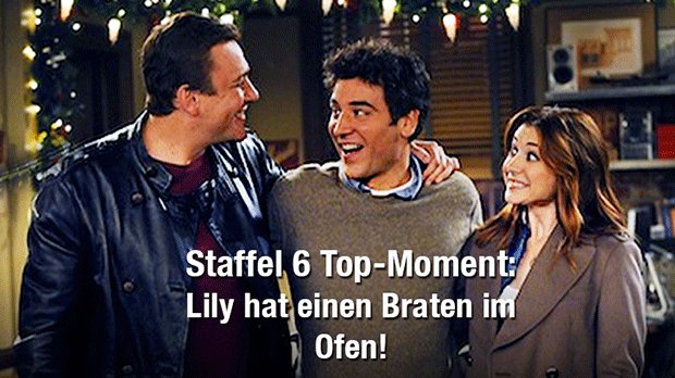 HIMYM Top Moment5 - Bildquelle: twentieth Century Fox and all of its entities all rights reserved