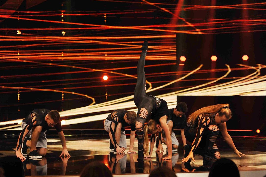 Got-To-Dance-Varied-Experience-02-SAT1-ProSieben-Willi-Weber - Bildquelle: SAT.1/ProSieben/Willi Weber