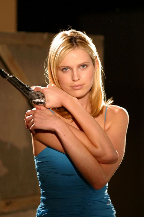 Amy (Sara Foster) ist eine Vorzeigeagentin. Sie hat eine makellose Personalakte, den perfekten Freund und hat als einzige Agentin aller Zeiten die H... - Bildquelle: Copyright   2005 Screen Gems, Inc. All Rights Reserved.
