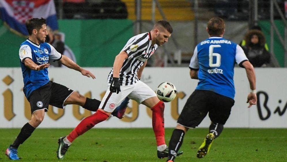Eintracht Frankfurt Bielefeld