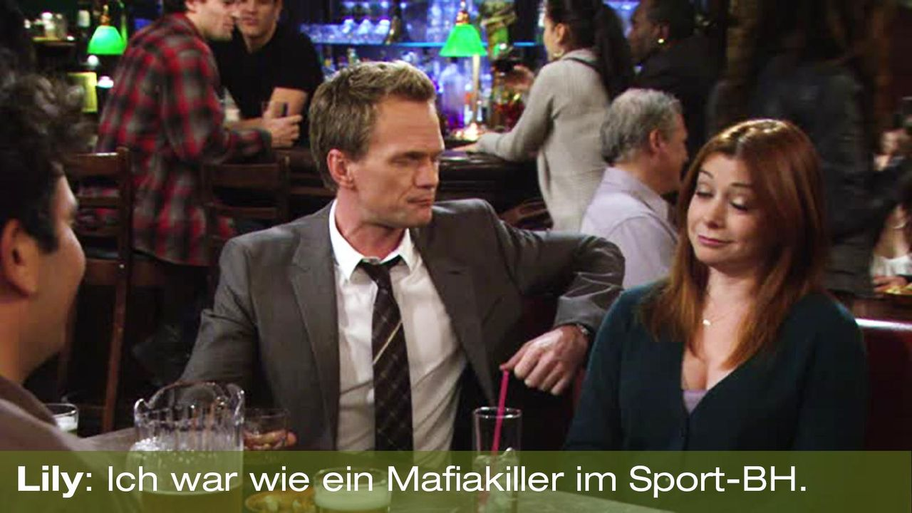 how-i-met-your-mother-zitat-quote-staffel-8-episode-8-zwoelf-wuschige-weiber-twelfe-horny-women-3-lily-foxpng 1600 x 900 - Bildquelle: 20th Century Fox