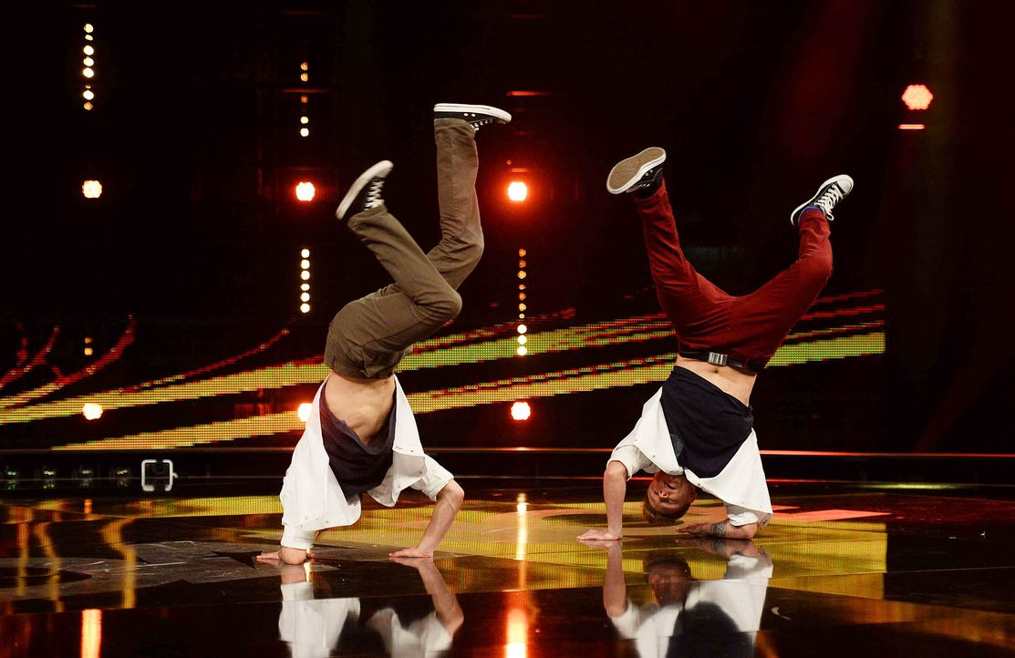 Got-To-Dance-Hot-Potatoes-07-SAT1-ProSieben-Willi-Weber - Bildquelle: SAT.1/ProSieben/Willi Weber