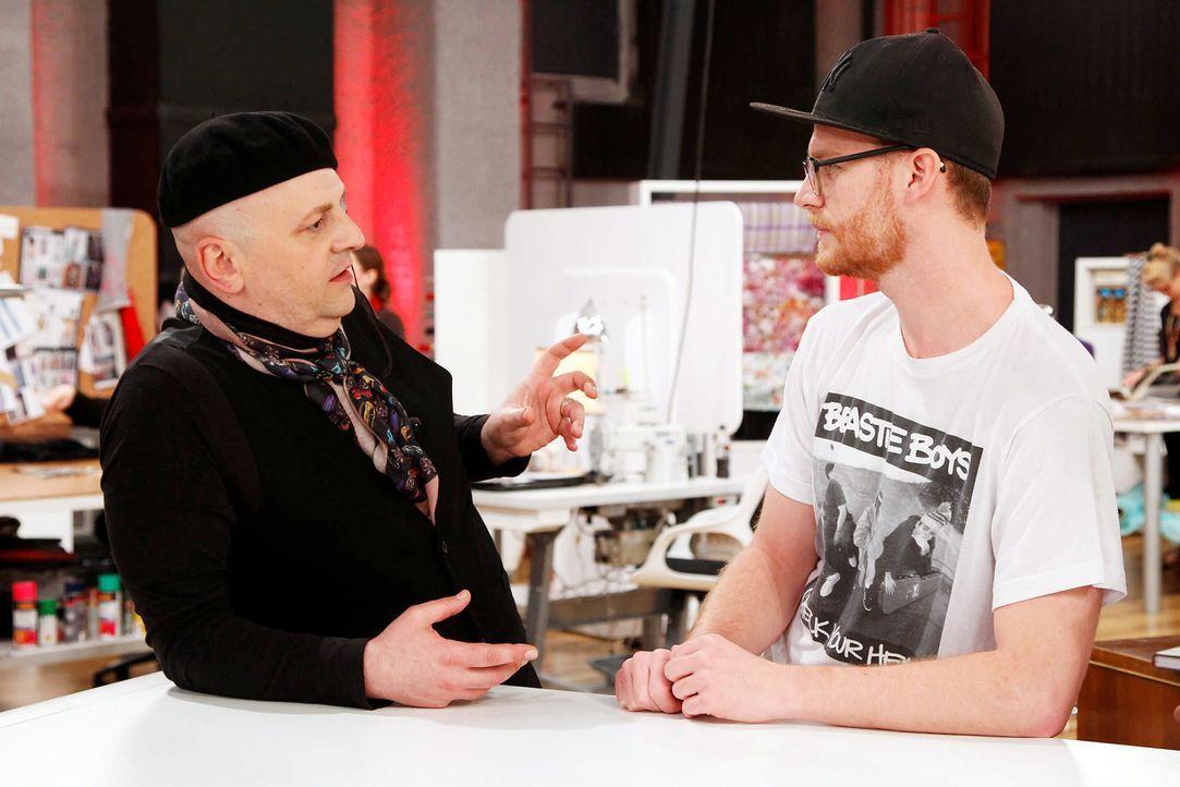 Fashion-Hero-Epi05-Atelier-04-ProSieben-Richard-Huebner - Bildquelle: Richard Huebner