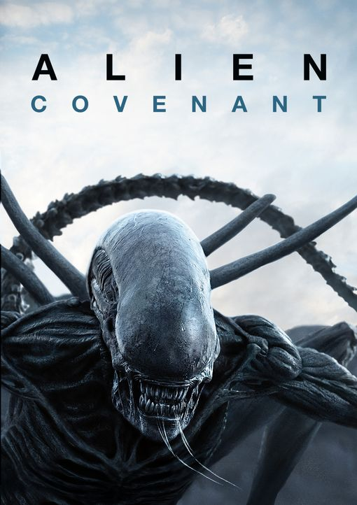 Alien: Covenant - Artwork - Bildquelle: 2017 Twentieth Century Fox Film Corporation. All rights reserved.