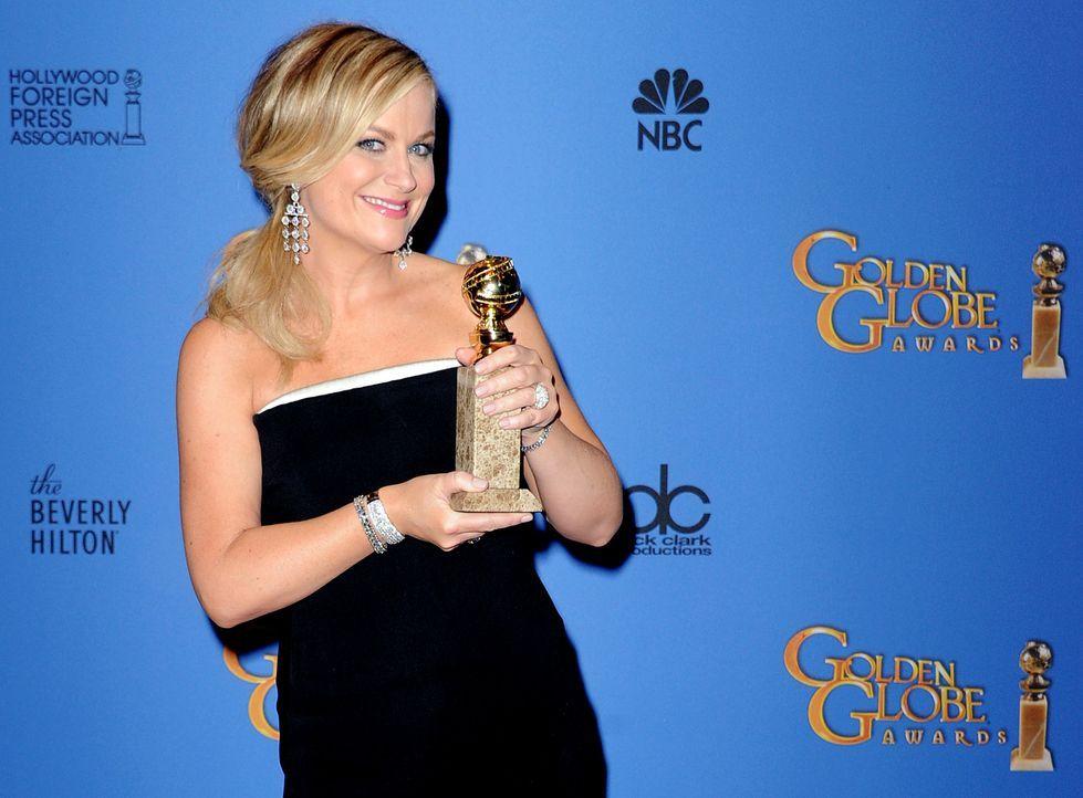 Golden-Globe-Amy-Poehler-14-01-12-AFP - Bildquelle: AFP