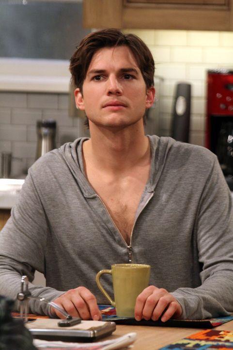 Ahnt nicht, was noch auf ihn zukommt: Walden (Ashton Kutcher) ... - Bildquelle: Warner Brothers Entertainment Inc.
