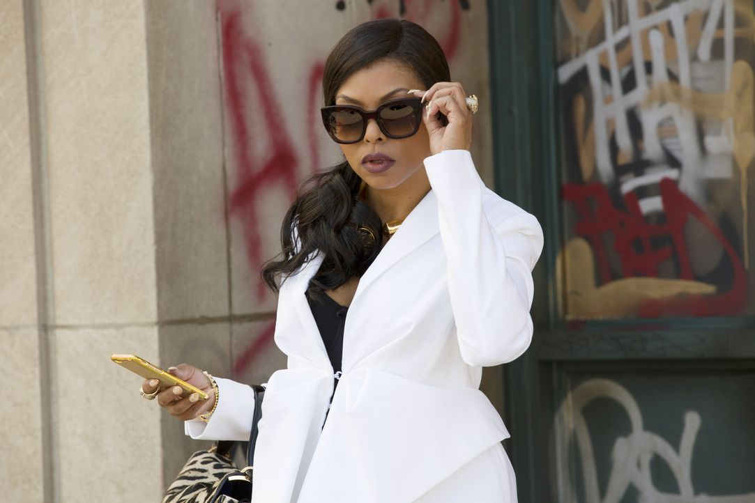 Cookie (Taraji P. Henson), Andre und Hakeem gründen nach gescheitertem Übernahmeversuch und Rauswurf bei Empire ein eigenes Label ... - Bildquelle: 2015-2016 Fox and its related entities.  All rights reserved.