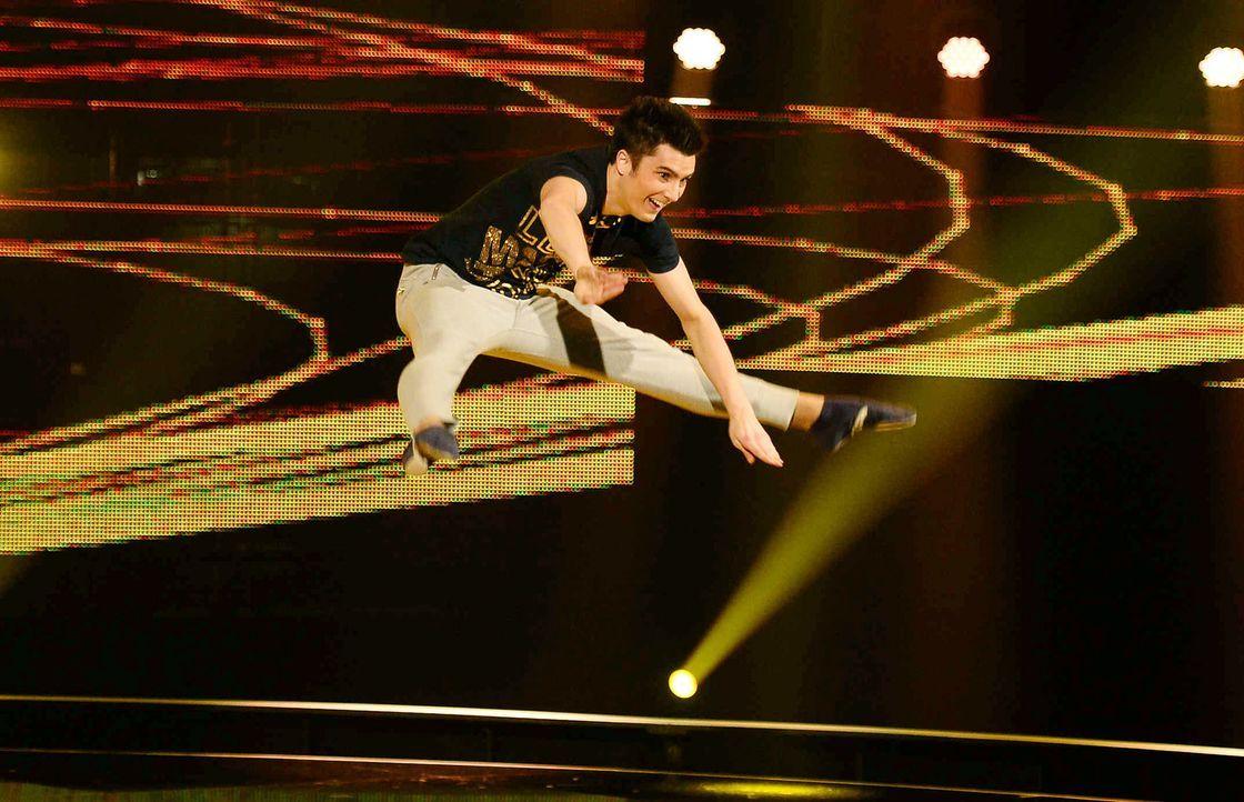 Got-To-Dance-Markus-09-SAT1-ProSieben-Willi-Weber - Bildquelle: SAT.1/ProSieben/Willi Weber