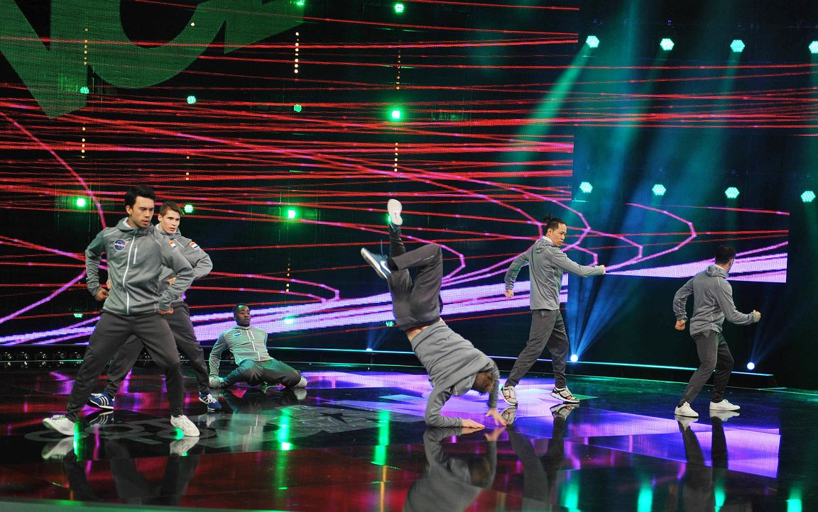 Got-To-Dance-The-Ruggeds-02-SAT1-ProSieben-Willi-Weber - Bildquelle: SAT.1/ProSieben/Willi Weber