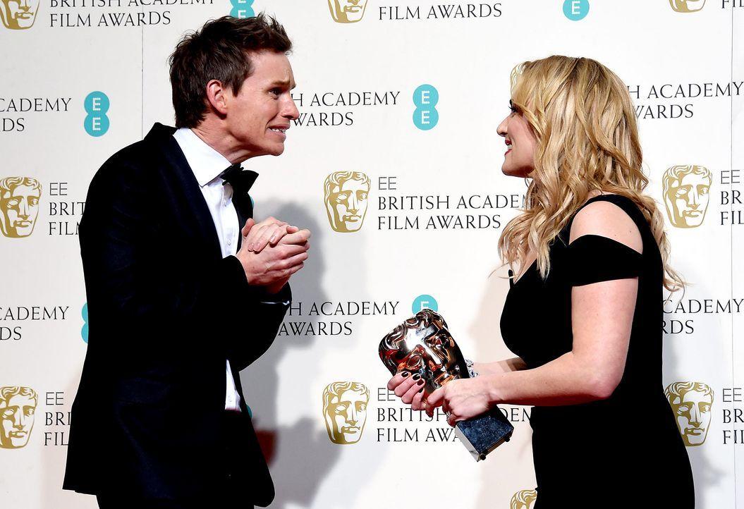 BAFTA-160214-10-redmayne-winselt-dpa - Bildquelle: dpa