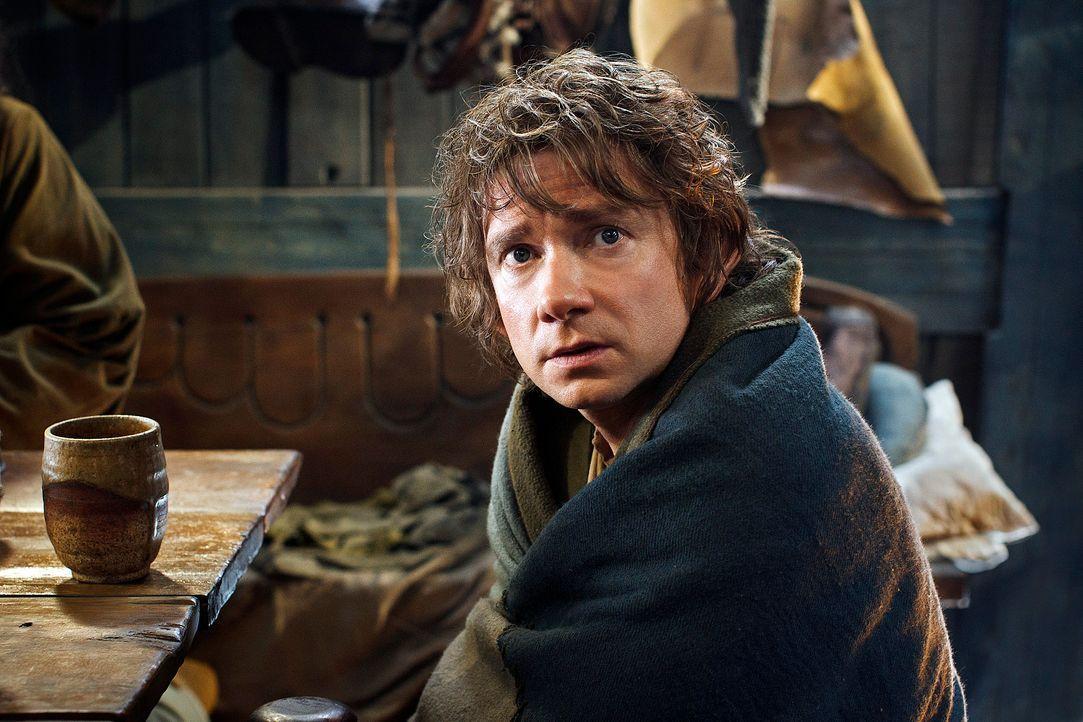 der-hobbit-smaugs-einoede-03-Warner-Bros - Bildquelle: 2013 Warner Bros. Entertainment Inc. and Metro-Goldwyn-Mayer Pictures Inc.
