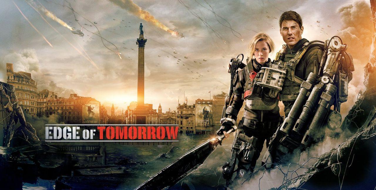 EDGE OF TOMORROW - Artwork - Bildquelle: Warner Bros. Television