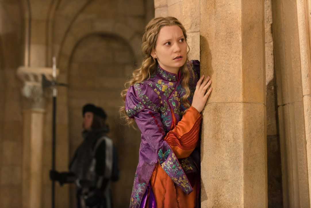 Alice (Mia Wasikowska) - Bildquelle: Peter Mountain Disney Enterprises, Inc. All Rights Reserved. / Peter Mountain