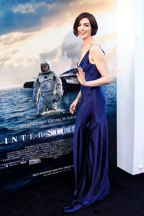 Interstellar-Premiere-LA-Anne-Hathaway-14-10-26-2-dpa - Bildquelle: dpa