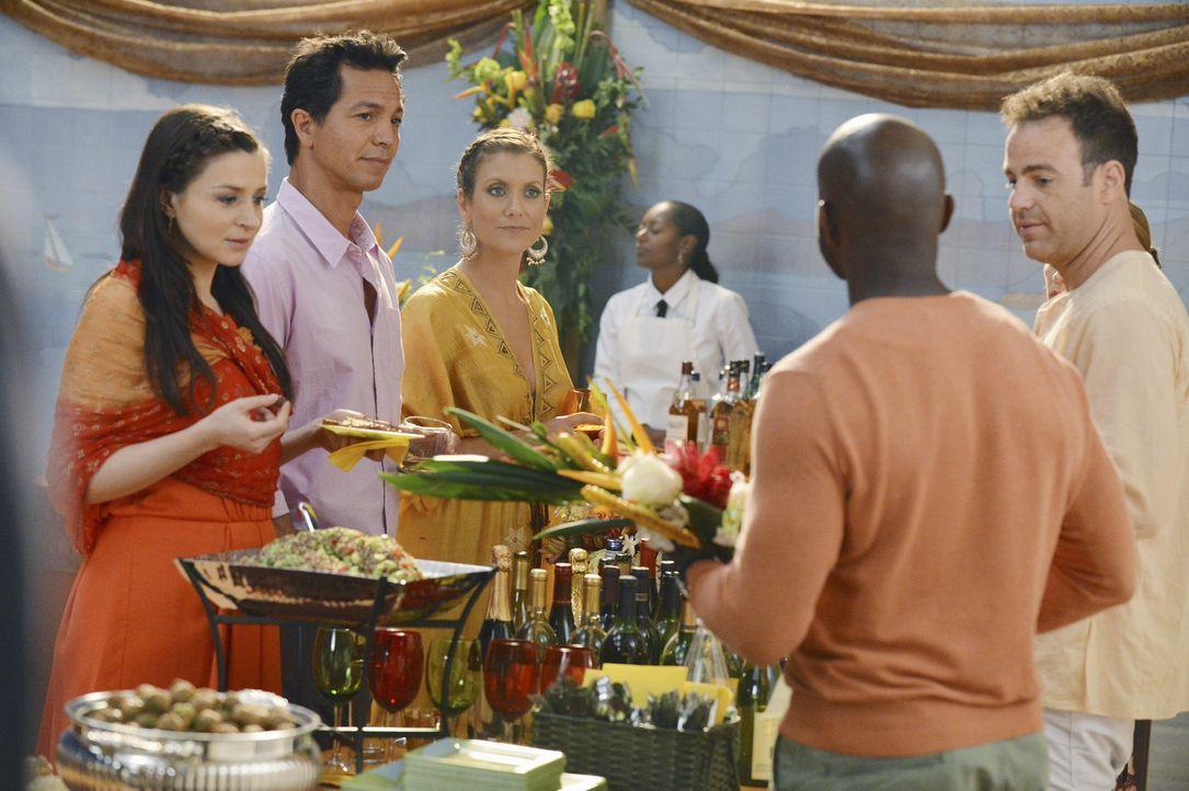 Petes Wunsch war es, dass man sein Leben feiern sollte, indem man statt einer Beerdigung eine Party ausrichtet. Seine Freunde Amelia (Caterina Scors... - Bildquelle: ABC Studios